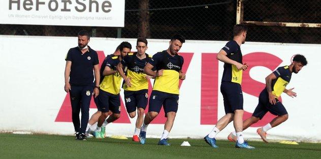 Fenerbahçe Kayseri mesaisine Samandıra'da devam etti - Futbol -