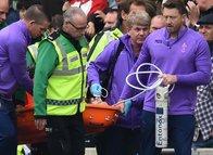 Tottenham'ın kalecisi Hugo Lloris kolundan ciddi şekilde sakatlandı! İşte o anlar...
