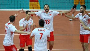 Türkiye - Kuzey Makedonya: 3-1   MAÇ SONUCU ÖZET