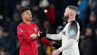 Derby County 0-3 Manchester United | MAÇ SONUCU