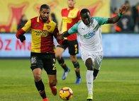 Göztepe - Bursaspor maçından kareler...