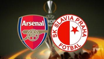Arsenal-Slavia Prag maçı ne zaman, saat kaçta, hangi kanalda?