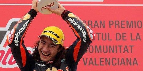 World hails Turkey's Oncu, youngest Grand Prix winner