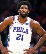 Philadelphia 76ers'ta Joel Embiid şoku! En az 1 hafta...