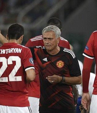 Mkhitaryan gözden düştü