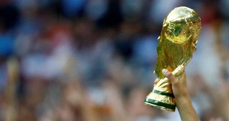 İşte Dünya Kupası şampiyonları...