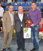Güreşte Türk-Bulgar dostluğu