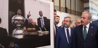 """""""İbret köşesi"""" dünya siyasetçilerinin ziyaret mekânı"""