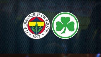 Fenerbahçe Greuther Fürth   CANLI