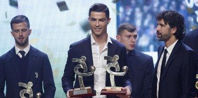 """İtalyan futbolunda """"yılın en iyileri"""" belli oldu"""