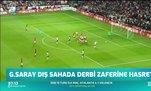 Galatasaray dış sahada derbi zaferine hasret
