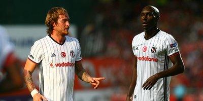Beşiktaş'a iki kötü haber birden