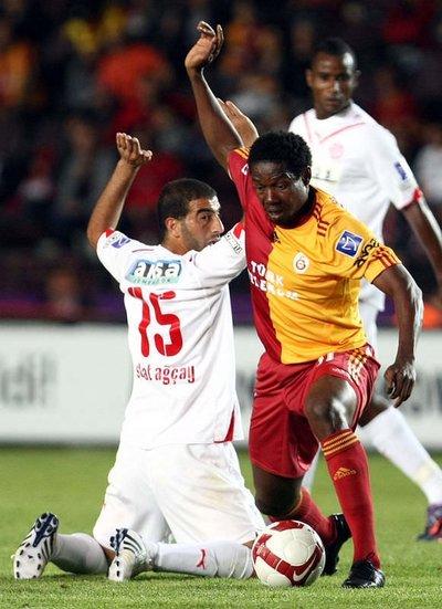 Galatasaray - Antalyaspor (TSL 33. hafta maçı)