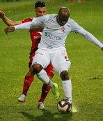 Altınordu'dan tek gollü galibiyet