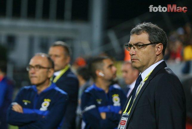 Fenerbahçe'nin transferde B planı hazır! Comolli'den sürpriz hamle
