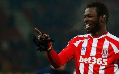 Fenerbahçe'ye golcü isim: Stoke City'den Mame Diouf