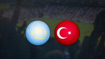 Kazakistan U21 - Türkiye U21 | CANLI İZLE
