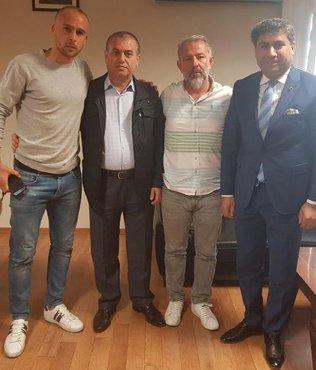Denizlispor Perovic'le anlaştı