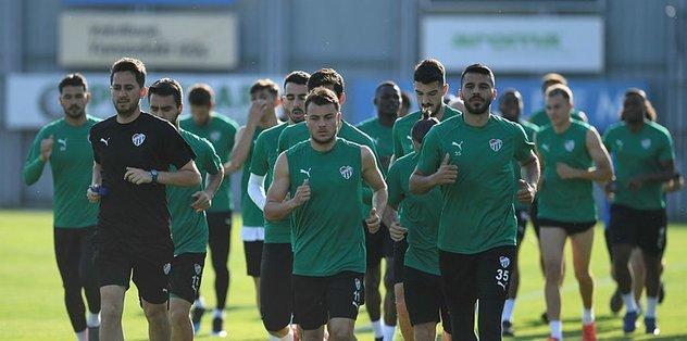 Bursaspor kritik virajda