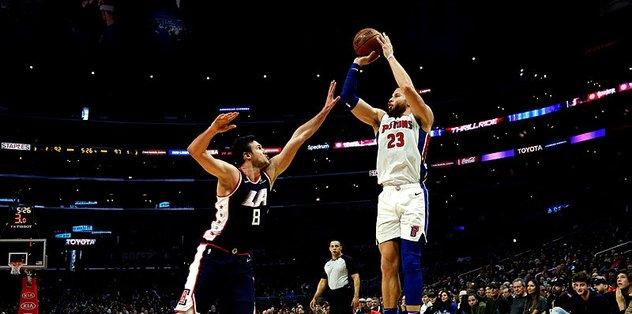 Blake Griffin'den eski takımına 44 sayı