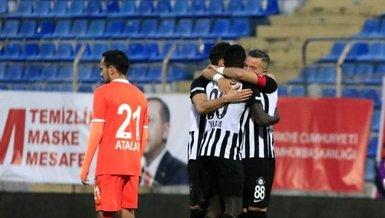 Son dakika spor haberi: Altay Adanaspor'u ağırlıyor