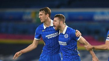Brighton deplasmanda kazandı!