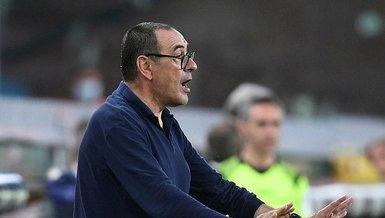Son dakika spor haberleri: Resmen açıklandı! Fenerbahçe'nin gündemindeki Maurizio Sarri Lazio'da