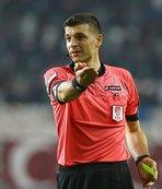 F.Bahçe-Kayserispor maçının hakemi açıklandı!