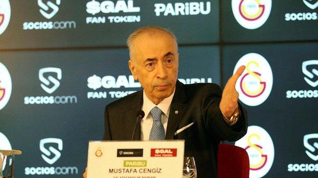 Galatasaray Başkanı Mustafa Cengiz'den acı itiraf! Mali tablolarımız iyi sonuç vermeyecek #