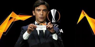 UEFA Avrupa Ligi temsilcilerimizin maç programı belli oldu!