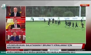 Zeki Uzundurukan: Galatasaray'dan Cenk Tosun sürprizi bekliyorum