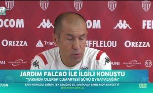 Jardim Falcao ile ilgili konuştu