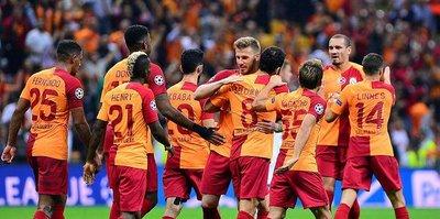 Galatasaray 3-0 Lokomotiv Moskova | ÖZET