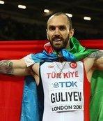 Guliyev, Avrupa Şampiyonası 100 metre yarışından çekildi