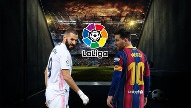 Real Madrid - Barcelona | CANLI