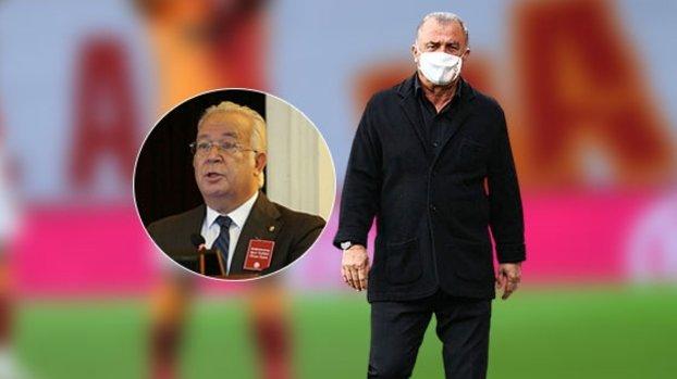 Son dakika spor haberi: Galatasaray Başkan Adayı Eşref Hamamcıoğlu'dan Fatih Terim sözleri! Göreve devam edecek mi?