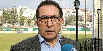 Karabükspor Başkanı Ünsal'dan hakeme tepki
