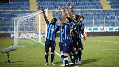 Adana Demirspor Süper Lig'e direkt çıkma umudunu kaybetmedi!