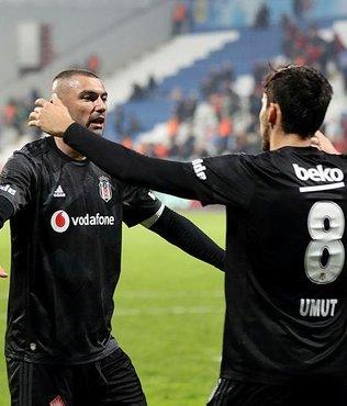 6 patlar Beşiktaş