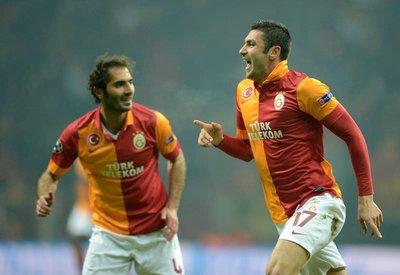 Galatasaray Schalkeyi maçının geyikleri