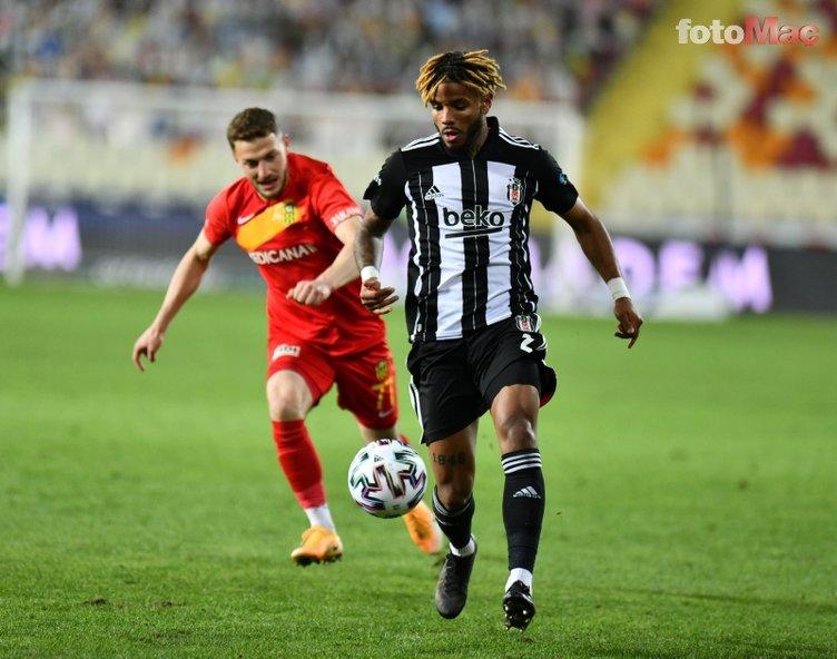 Son dakika transfer haberleri: Rosier'den Sporting'e Beşiktaş resti! İşte o sözler