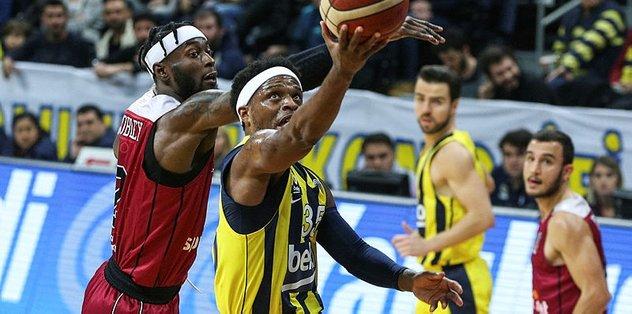 Fenerbahçe Beko 94 - 83 İTÜ Basket | MAÇ SONUCU