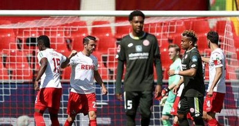 Bundesliga'da görülmemiş olay! Corona virüsü...