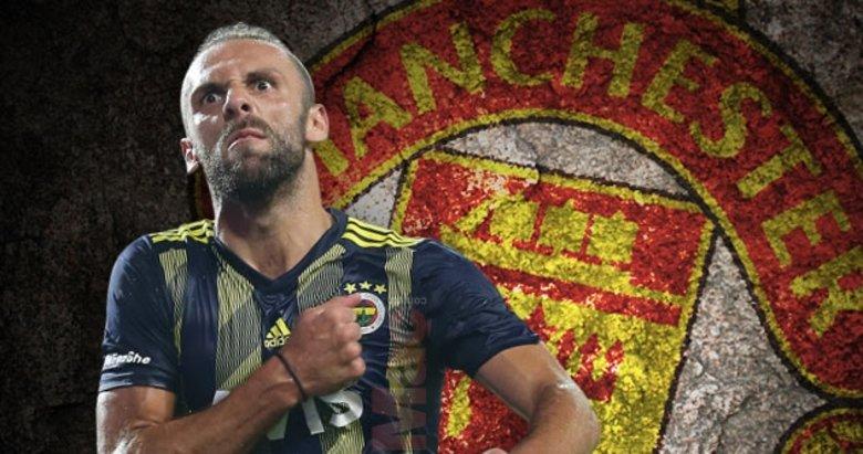 Ve işler ciddileşti! Manchester United ile Muriç... | Son dakika Fenerbahçe transfer haberleri