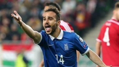 Trabzonspor için transfer iddiası: Fetfatzidis'e en yakın takım!