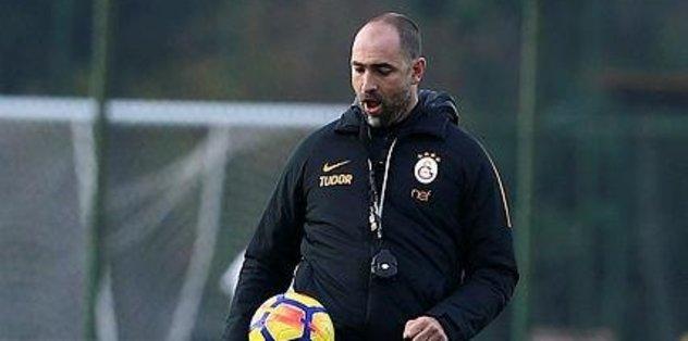 Tudor Galatasaray'dan para istiyor!
