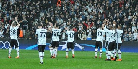Canın sağ olsun Beşiktaş!