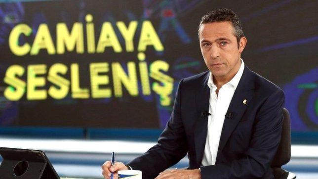 Ali Koç canlı yayında açıkladı! Transfer...