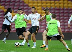 Galatasaraya Belhandadan iyi haber!