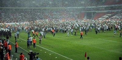 Futbolumuzdan çok olaylar ön plana çıktı